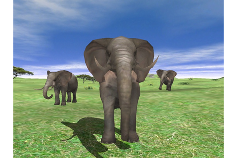 Wildlife Animal Zoo Simulator Game-3D Virtual Pets by art golf