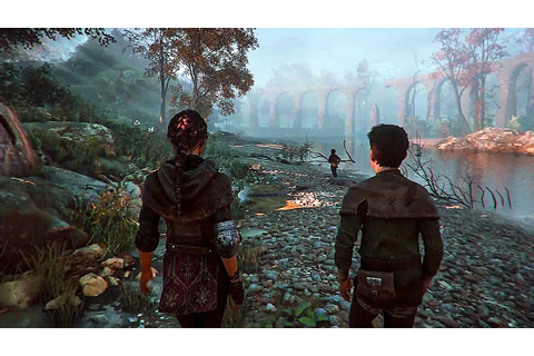 A PLAGUE TALE: INNOCENCE Gameplay Demo (Gamescom 2018 ...