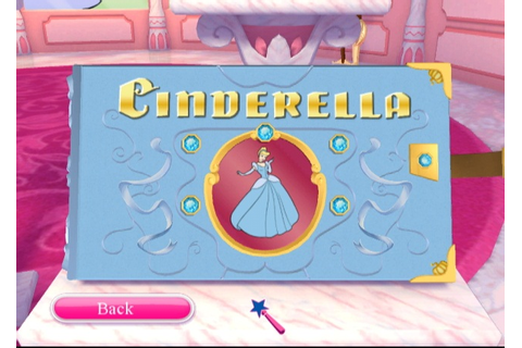 Disney Princess: Enchanting Storybooks Screenshots - Video ...