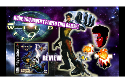 Dude, You Haven't Played This Game?! Wild 9 PS1 Review ...