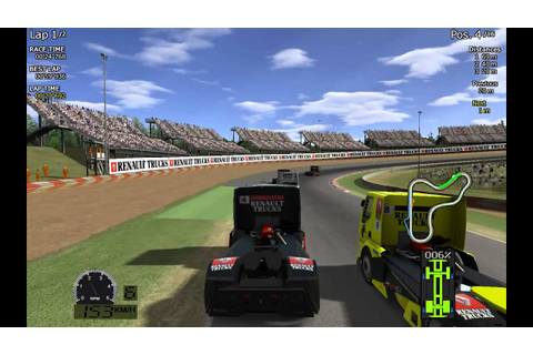 Renault Truck Racing - Free Truck Racing Game - PC - YouTube