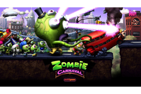 Zombie Carnaval - Universal - HD Gameplay Trailer - YouTube