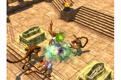 Titan Quest - Online Game of the Week