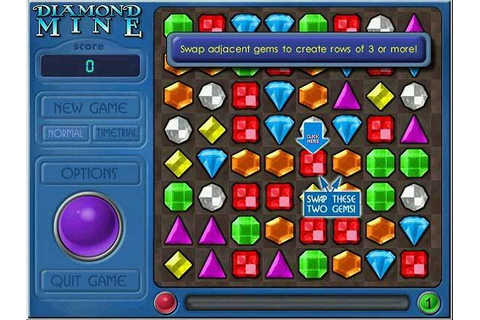 Full Diamond Mine version for Windows.