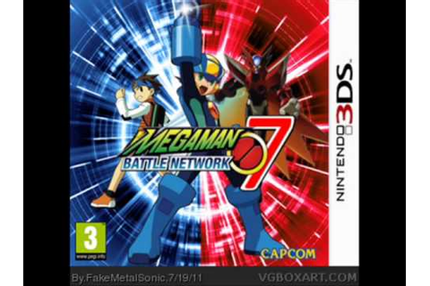 MegaMan Battle Network 7 3DS Coming Soon 2013 - YouTube