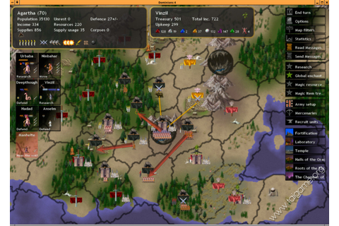 Dominions 4: Thrones of Ascension - Download Free Full ...