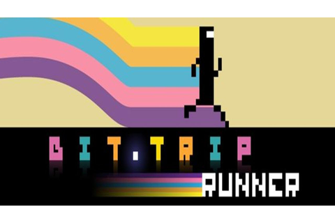 Bit Trip Runner | MOST ADDICTIVE GAME EVER! - YouTube