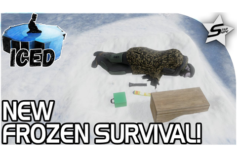ICED - NEW SURVIVAL GAME - RAFT + STRANDED DEEP w ...