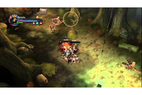 Dungeon Hunter Alliance - PlayStation 3 gameplay - YouTube