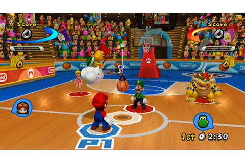 Wii Review: Mario Sports Mix – Daily Nintendo