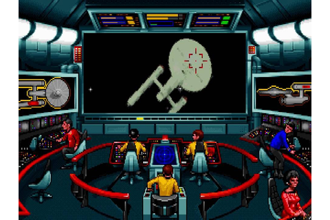Star Trek 25th Anniversary – still the best Trek game ...