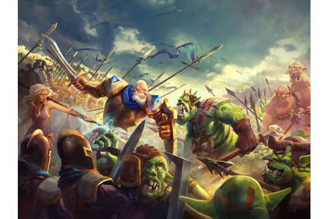 Warlords of Aternum – InnoGames Relaunches Mobile Strategy ...