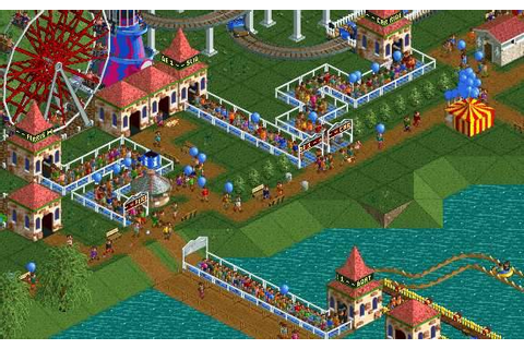 Roller Coaster Tycoon | All Tycoon Game