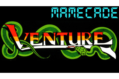 Venture Arcade Game - MAMECADE - YouTube