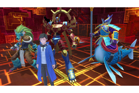 Digimon Story Cyber Sleuth Hacker's Memory Gets Western ...