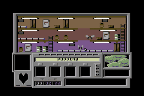 Download Time Trax (Commodore 64) - My Abandonware