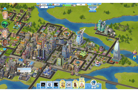 SimCity Social Is An Insult - The Pinnacle of Corporate ...