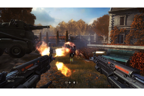 Wolfenstein The New Order Free Download - CroHasIt ...