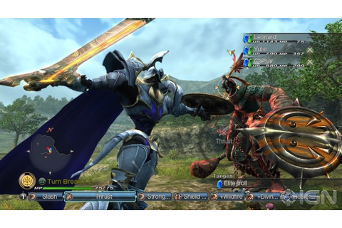 White Knight Chronicles Origins EU Uces 01511 CWCheat PSP ...
