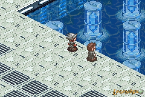 CIMA: The Enemy Game Boy Advance Screenshots, capture d ...