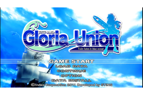 Gloria Union (Japan) PSP ISO Free Download & PPSSPP ...