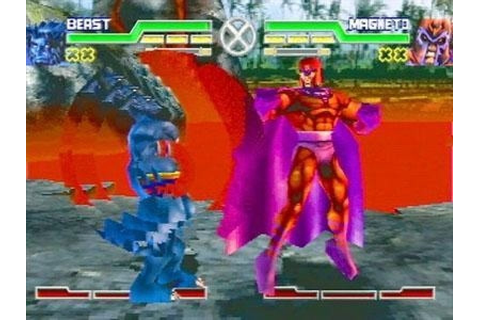X-Men: Mutant Academy (2000) by Paradox Entertainment PS game
