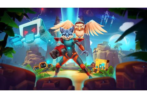 Skylar & Plux: Adventure on Clover Island - Gameinfos ...
