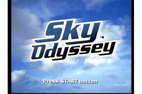 Sky Odyssey Screenshots for PlayStation 2 - MobyGames