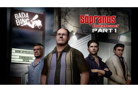 The Sopranos Road To Respect Walkthrough Part 01 Bada Bing ...