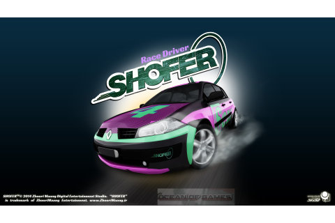 SHOFER Race Driver Free Download - Ocean Of Games