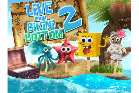 SpongeBob SquarePants: Rock Collector Adventure Game