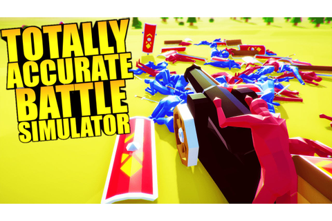 Totally Accurate Battle Simulator - EPIC 300 MAN WAR ...