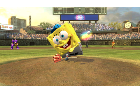 Nicktoons MLB Vidgame Swings into Stores