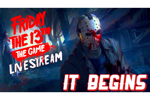 Friday The 13th Game: It Begins | Part 3 Gameplay (PS4 PRO ...