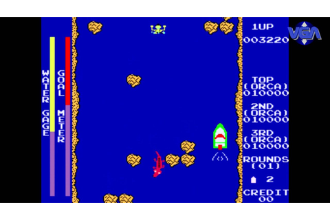 [VGA] River patrol gameplay arcade orca 1981.mp4 - YouTube