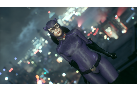video Games, Catwoman, Batman: Arkham Knight Wallpapers HD ...