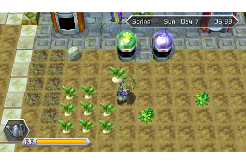 Innocent Life: A Futuristic Harvest Moon Screenshots for ...
