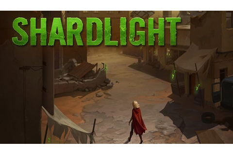 Shardlight video game - Amy Wellard - Character and ...