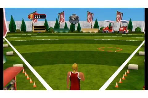 101 in 1 Sports Party Megamix - Shot Put - Nintendo Wii ...
