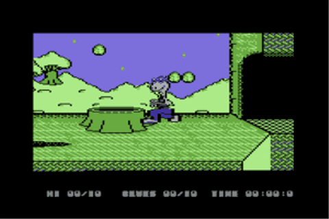 Download William Wobbler (Commodore 64) - My Abandonware