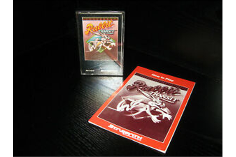 Atari 2600 Vintage Game Lot Rabbit Transit Supercharger ...