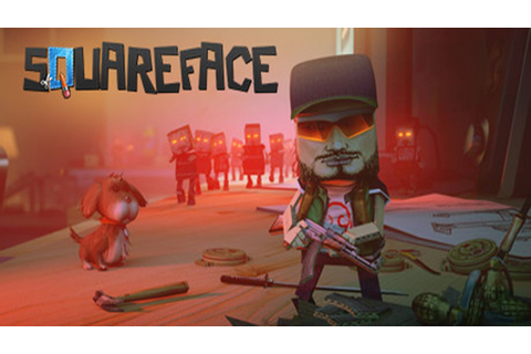 Squareface Full Free Game Download - Free PC Games Den