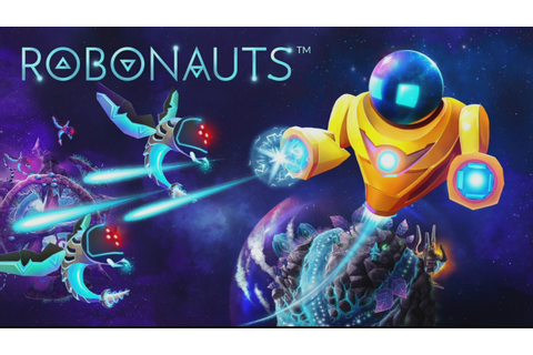 Robonauts - Switch Review | Chalgyr's Game Room
