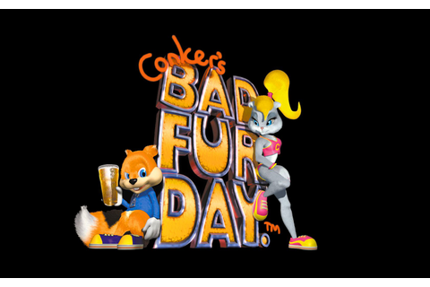 The List: Conker's Bad Fur Day