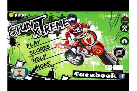 STUNT EXTREME HD Video Games - Bike Games To Play - Racing ...