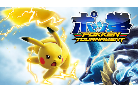 Pokkén Tournament | Video Games & Apps