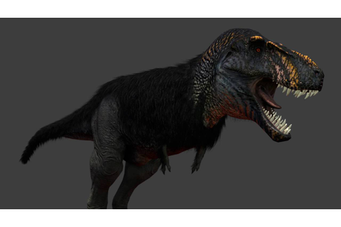 WHICH MODEL OF REX IS THE BEST?: T-REX ON DIFFERENT GAMES ...