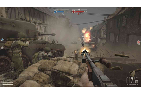 Heroes & Generals Brings New Game Mode and Map in Major ...