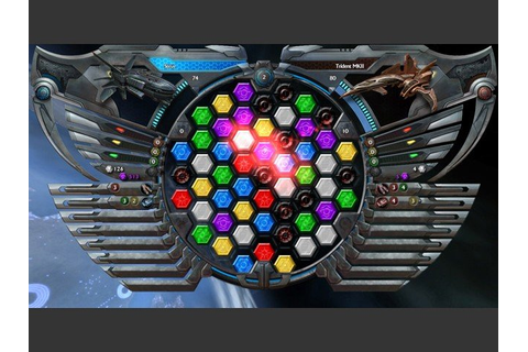 Puzzle Quest: Galactrix Archives - GameRevolution