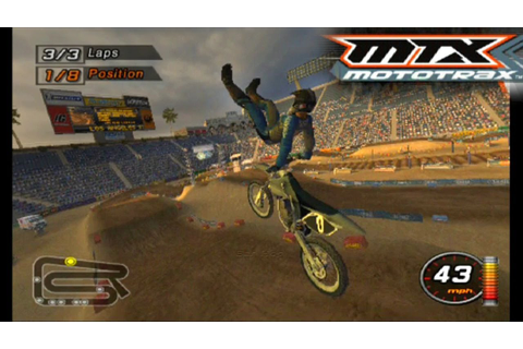 MTX Mototrax ... (PS2) - YouTube